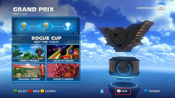 索尼克全明星赛车变形游戏图片3