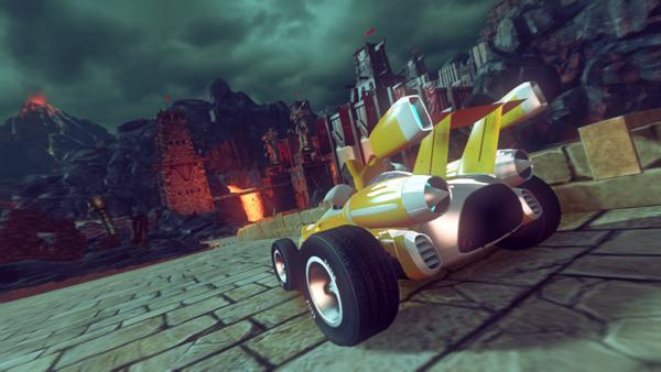 索尼克全明星赛车变形游戏图片6