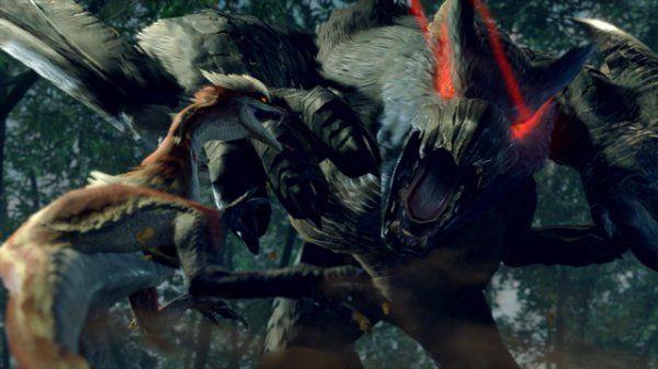 怪物猎人崛起图片