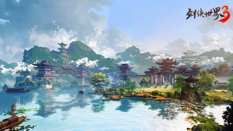 剑侠世界3图片2