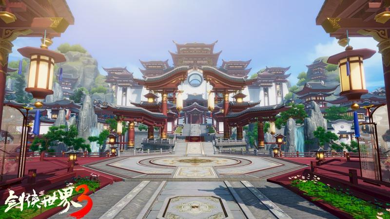 剑侠世界3图片3
