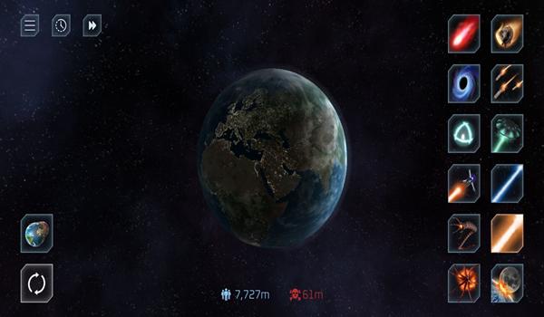星球毁灭模拟器去广告版截图0
