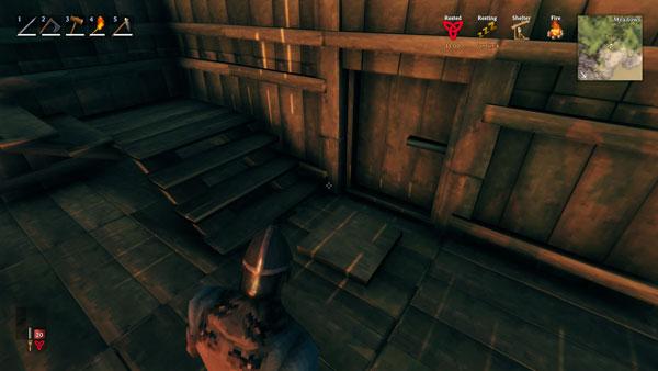 Valheim英灵神殿开关压力板MOD截图0