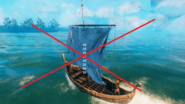 Valheim英�`神殿多人模式船只��害修�脱a丁截�D0