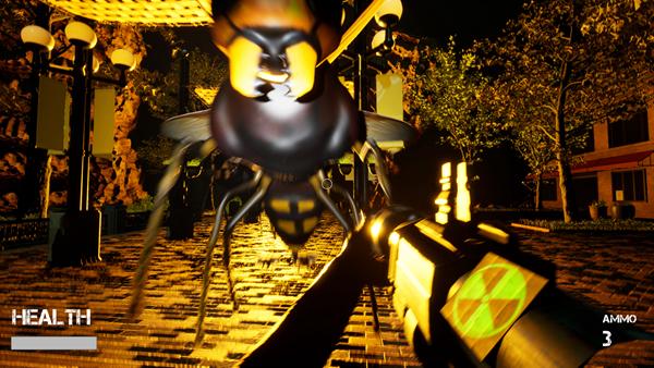 地狱蜂巢截图0