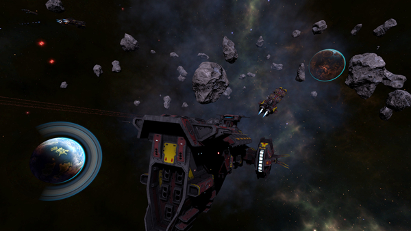 BattleGroupVR截图7