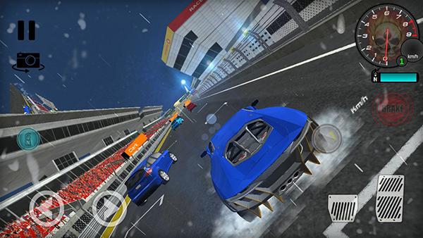 兰博基尼赛车模拟器截图0