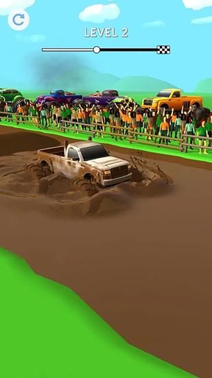 泥浆赛车截图0