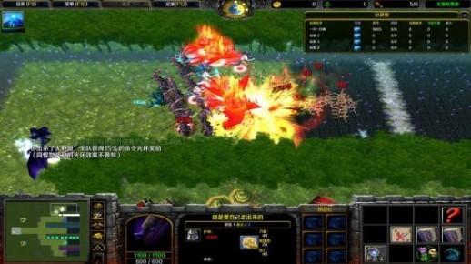 魔兽争霸3黑暗天尊・神话时代地图截图0