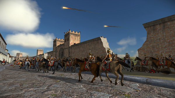 罗马全面战争重制版图片2