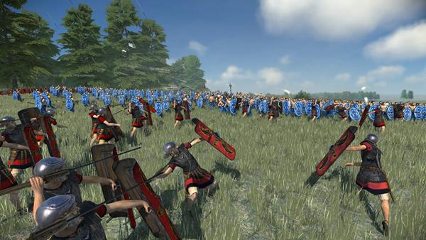 罗马全面战争重制版图片3