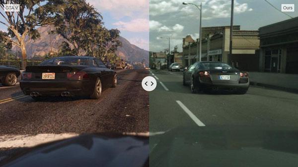 原版与AI生成画面对比
