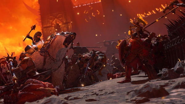 《全面战争:战锤3》截图