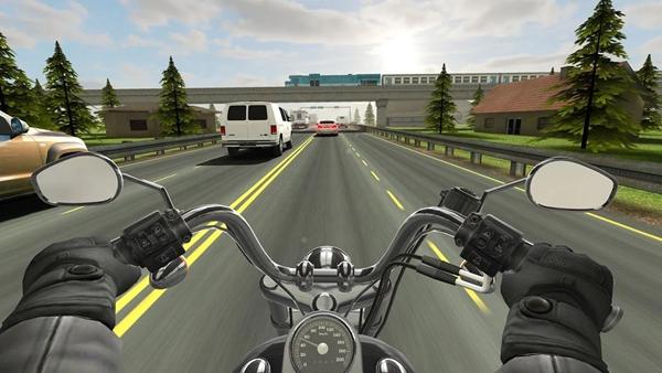 公路骑手全车辆解锁版截图0