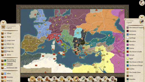 全面战争:罗马重制版截图3