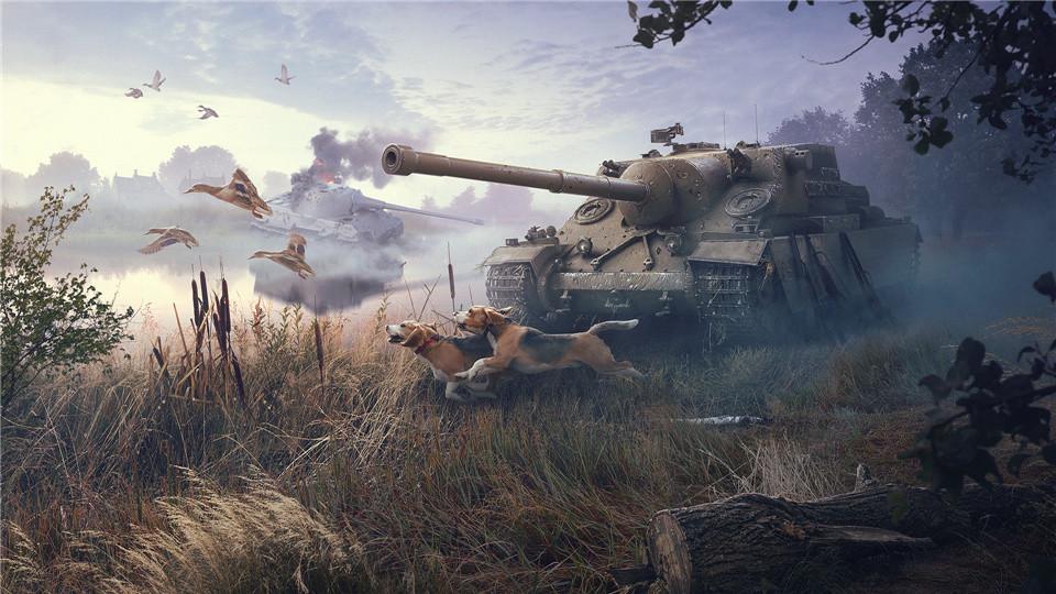 坦克世界闪击战图片1