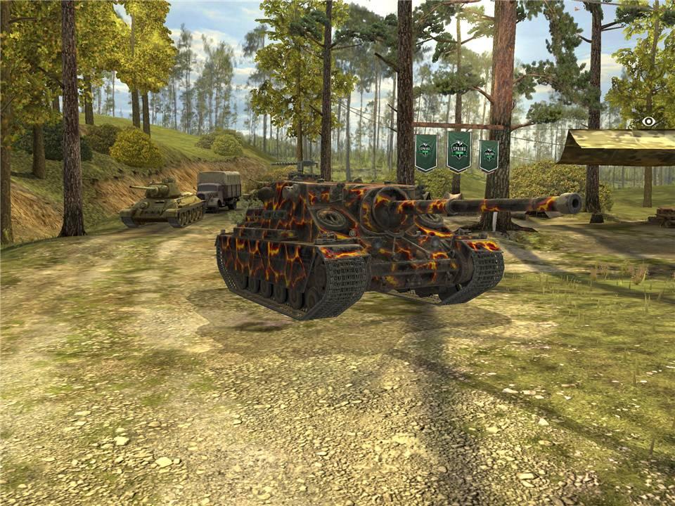 坦克世界闪击战图片2