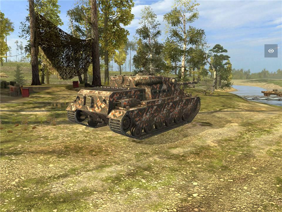 坦克世界闪击战图片3