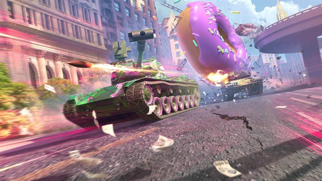 坦克世界闪击战图片4