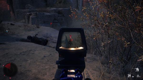 狙击手幽灵战士契约2截图