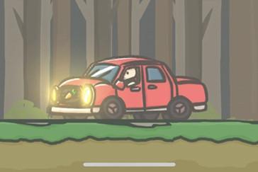 月兔�v�U�森林攻略
