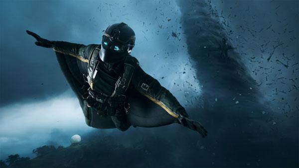 《战地2042》游戏截图