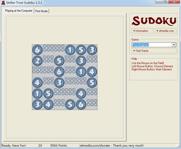 Stefan Trost Sudoku�D片3