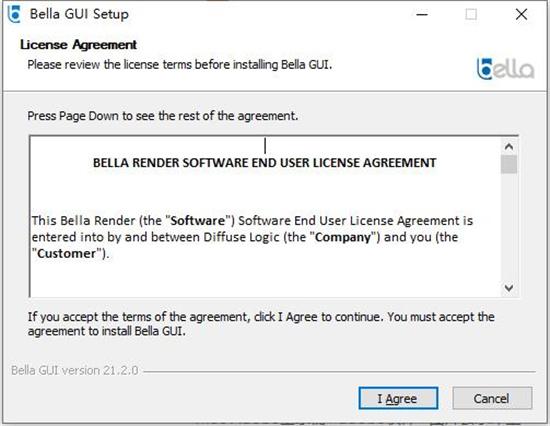 Bella Render GUI�D片3