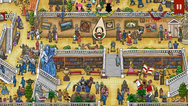迷宫大侦探收集品怎么找 游戏收集技巧分享
