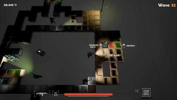 僵尸建设者防御截图4