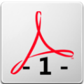 PDFdu Page Number(pdf页码添加器) 官方版v1.2