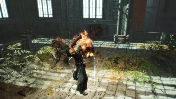 乐园的异乡人:最终幻想Origin截图0