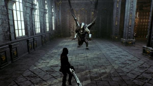 乐园的异乡人:最终幻想Origin截图4