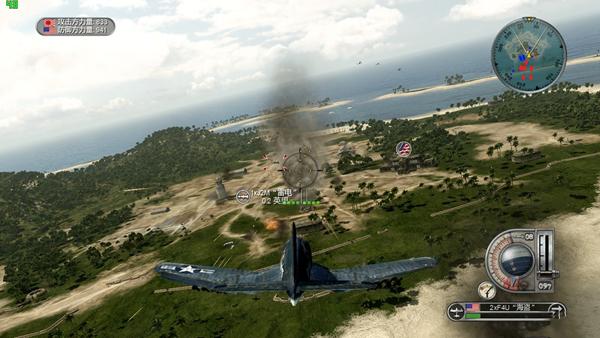 战斗位置太平洋steam中文补丁截图1