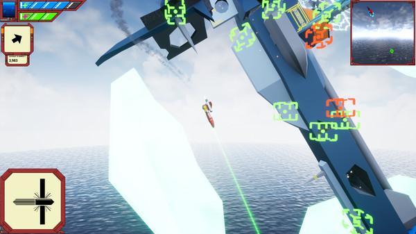 I.O.R.C 冲击轨道救援队截图1