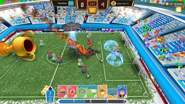 疯狂足球:足球明星截图3