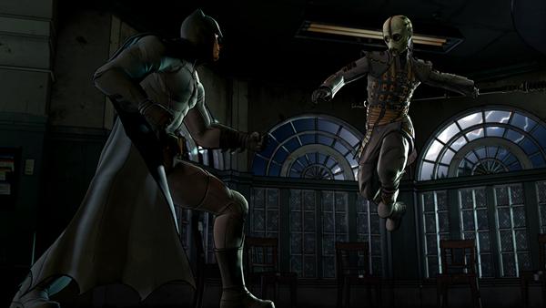 蝙蝠侠故事版游戏图片2