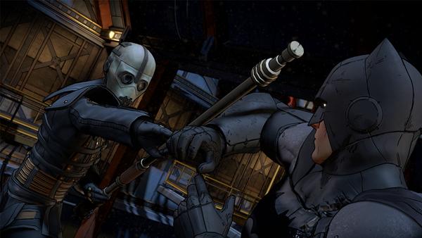 蝙蝠侠故事版游戏图片4