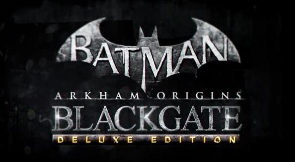 蝙蝠侠阿卡姆起源黑门游戏图片1