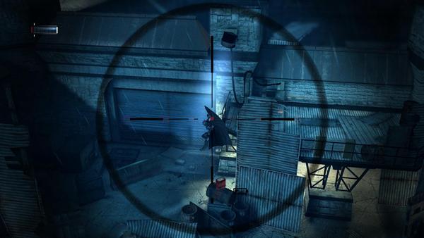 蝙蝠侠阿卡姆起源黑门游戏图片2