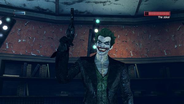 蝙蝠侠阿卡姆起源黑门游戏图片3