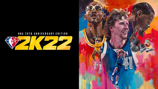 NBA2K22图片