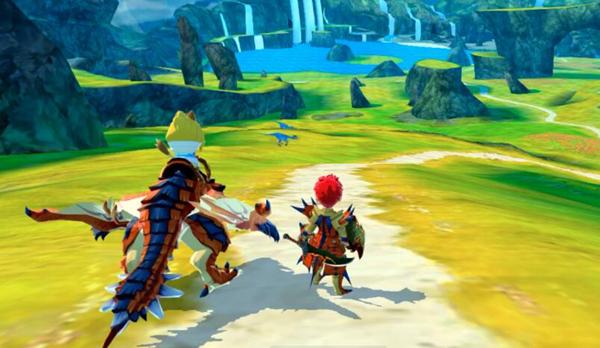 怪物猎人物语游戏图片3