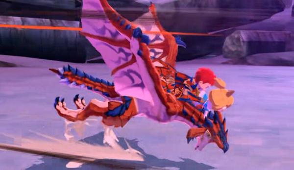 怪物猎人物语游戏图片6