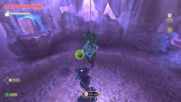 塞尔达传说:御天之剑HD图片5