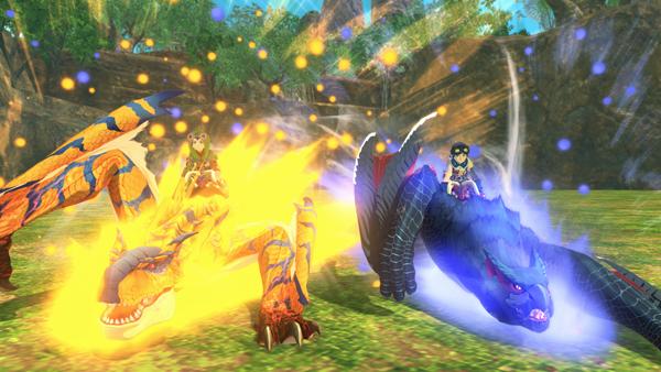 怪物猎人物语2破灭之翼游戏图片1