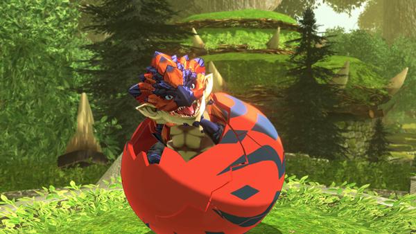 怪物猎人物语2破灭之翼游戏图片3