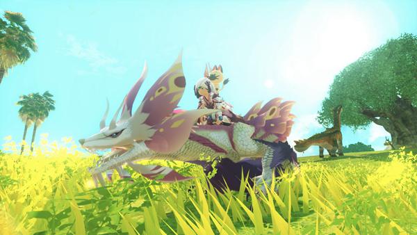 怪物猎人物语2破灭之翼游戏图片5