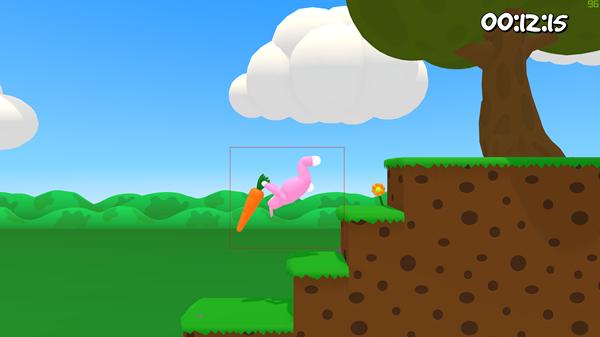 超级兔子人游戏截图2