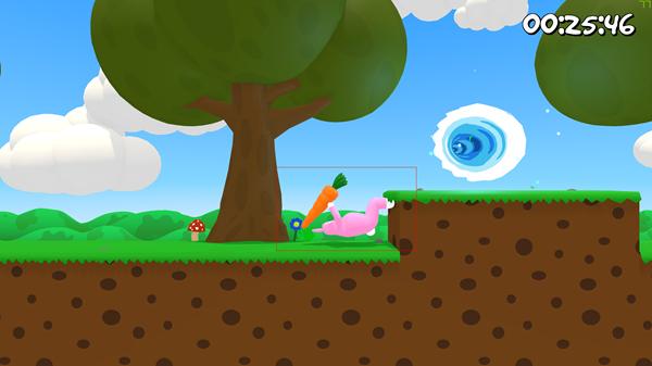 超级兔子人游戏截图3